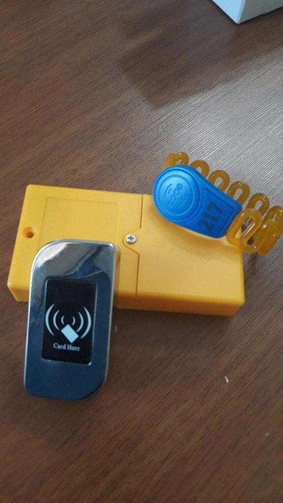 قفل های الکترونیکی کمد