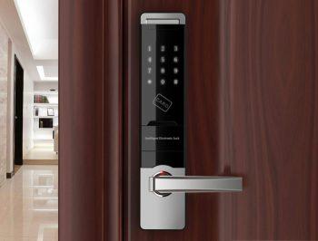 قفل اثر انگشتی برای آپارتمان شما